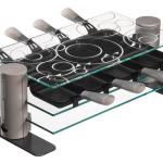 eBay: Maybaum R 8 Design- Raclette aus Kunsststoff und Glas mit 8 Pfännchen für 39,99€ inkl. Versand