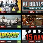 Super Sale Weekend: PC Spiele für 1€ bei Mcgame.com