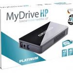 BestMedia Platinum MyDrive HP 4TB Externe Festplatte für 170€