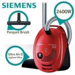 Siemens Staubsauger mit 2400 Watt und 10 Meter Kabellänge für 88,90€ inkl. Versand