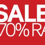 H&M Sale mit bis zu 70% Rabatt auf ausgewählte Ware + 2 Gutscheincodes