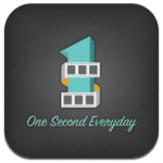 Kostenlos: One Second Everyday iOS App heute gratis