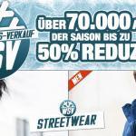 Winterschlussverkauf bei Planet-Sports mit bis zu 50% Rabatt