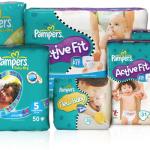 eBay: Pampers Baby Dry, Active Fit oder New Baby Vorteilspack mit bis zu 268 Windeln für 59,99€ inkl. Versand