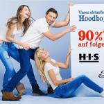 90% Rabatt bei Hoodboyz auf auserwählte Marken dank Gutscheincode
