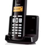 Gigaset AL110A schnurloses Festnetz Telefon mit Anrufbeantworter für 16,19€