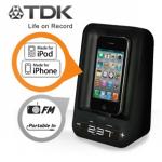 iBood: TDK Wecker TAC 4221 (Dockingstation) für iPhone und iPod für 25,90€ inkl. Versand