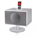 Geneva Model S Sound System für iPhone/iPod in Rot oder Silber für 129€ dank Gutschein