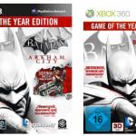 Batman: Arkham City (Game of the Year Edition) für PS3 oder XBOX360 für nur 15€