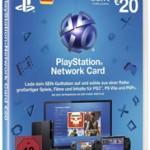 40€ Playstation Network Card für 30,00€ inkl. Versand bei Conrad