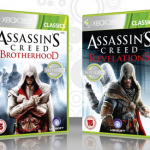 Xbox 360 Doppelpack: Assassin's Creed Brotherhood und Revelations für 17,85€