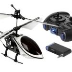 eBay: fun2get i-Helicopter (ferngesteuert, weiß) für 19,99€ inkl. Versand