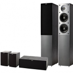 "Jamo S 506 HCS3 Lautsprecherset ""Esche"" für 248,98€ inkl. Versand"