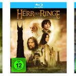 Amazon: Der Herr der Ringe Blu-ray Trilogie für 21€ inkl. Versand