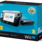 """Nintendo Wii U Premium Konsole (32GB, Wi-Fi, schwarz) mit """"Nintendo Land"""" Spiel für 276,89€ inkl. Versand"""