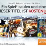 Ubisoft Store: Bis zu 50% Rabatt auf PS3 Spiele + 1 PC Spiel gratis dazu