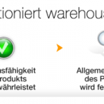 Viele gute Angebote bei den Amazon Warehousedeals