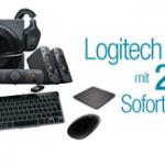 Amazon: 20% beim Kauf von 2 Logitech Produkten sparen