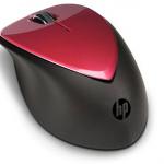 HP x4000 optische drahtlose Maus mit Adapter für 14,99€ inkl. Versand