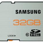 eBay: Samsung SDHC Karte 32GB Class 10 für 17,99€ inkl. Versand