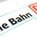 5€ Newslettergutschein (29€ MBW) bei der Deutschen Bahn
