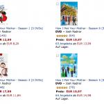 Amazon: 2 Serien Staffeln kaufen und einen Sofortrabatt von 6€ bekommen
