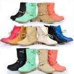 eBay: Damen Stiefel (verschiedene Modelle, Farben und Größen) für je 24,90€ inkl. Versand