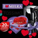 Neue Aktion: Tassimo Maschinen (z.B. Tassimo T55) mit gratis 20€ Tassimo Gutschein