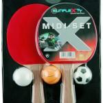eBay: 2 Tischtennis Schläger mit 3 Bällen für 5,99€ inkl. Versand