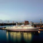 eBay: 3 Tage Kurzurlaub nach Rotterdam im 4 Sterne Schiff-Hotel für 119€ inkl. Versand