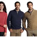 eBay: Lands' End Damen und Herren Pullover (Troyer) in verschiedenen Farben für je 14,95€ inkl. Versand