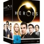 Amazon: Heroes – Gesamtbox (23 Discs) auf DVD für 29,99€ inkl. Versand