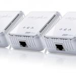 Amazon: Devolo dLAN 500 AVmini Netzwerk Kit (3x HomePlug AV-Adapter) für 99€ inkl. Versand