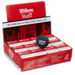 Amazon: 12 Wilson Squash Bälle für nur 2,91€