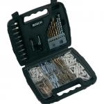 eBay: Bosch Titanium Bohrer-Set und Bit-Set (200 teilig) für 12,99€ inkl. Versand