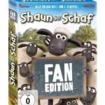 Amazon: Shaun das Schaf – Fan Edition (4 DVDs) für nur 24,97€inkl. Versand