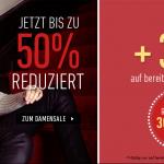 50% Sale bei 7trends + 33% Gutschein für Alles anwendbar (60€ MBW)