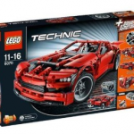 Amazon: LEGO Technic 8070 – Super Car (B-Ware) für 78,22€ inkl. Versand