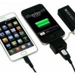 MiPow SP3000-BK PowerTube 3000 mobiler Zusatzakku für alle iPhones, iPods, Smartphones, PSP, NDS, MP3-Player (3000mAh) für 25,99€ inkl. Versand