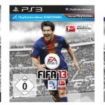 Amazon: Fifa 13 für alle Plattformen im Angebot und ab 24,97€ erhältlich
