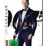 James Bond 007 – Skyfall auf DVD für nur 7€ bei Media Markt, Saturn und Amazon