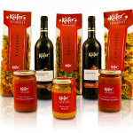 eBay: Käfer Feinkost-Paket für Gourmes (Nudeln, Pasta, Wein) für 25,99€ inkl. Versand