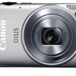 eBay: Canon IXUS 255 HS Digitalkamera in Silber oder Schwarz für 199€ inkl. Versand