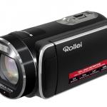 Rollei Movieline SD 23 Camcorder (5 Megapixel, 23-fach optischer Zoom, 7,6 cm (3 Zoll) Display) für 99€ inkl. Versand