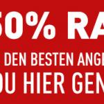 Puma Sale mit Rabatten von bis zu 50% + 10€ Newsletter Gutschein