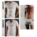 eBay: 3er Pack DKNY T-Shirts mit V-Ausschnitt oder Rundhals oder 3er Pack DKNY Boxershorts für 19,99€ inkl. Versand