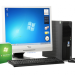 Fujitsu Sparpaket (PC + TFT + Maus + Tastatur + Win7) für 229,99€ inkl. Versand
