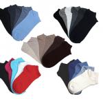 eBay: 12 Paar Socken Sneakersocken für Damen, Herren und Kinder für 8,95€ inkl. Versand