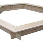 eBay: Sandkasten aus Holz (Rahmen) in 4 verschiedenen Größen für je 25,95€ inkl. Versand