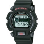 Casio G-Shock (DW9052-1V) Unisex Armbanduhr für 55,90€ inkl. Versand